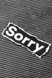 Image result for the word Sorry!