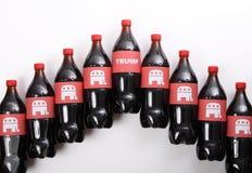 Word ` Troef ` en Republikeinse Olifanten Stock Afbeelding