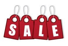 Word van de verkoopmarkering Royalty-vrije Stock Foto's