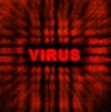 Word Virus Stock Photos