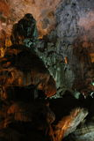 On the wordly caves, Vietnam. Visit the caves terrestrial , Baie de l`halong Vietnam Stock Image