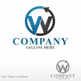 Wordpress. Logo Royalty Free Stock Photos