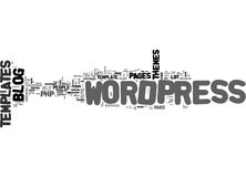 Are Wordpress Templates Difficult To Understand Word Cloud. ARE WORDPRESS TEMPLATES DIFFICULT TO UNDERSTAND TEXT WORD CLOUD CONCEPT Stock Photo