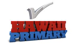 Hawaii Primary