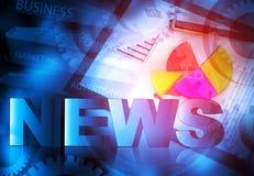 Words News stock photos