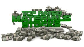 Top Rated Materials Stocks US Dollar