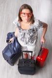 Wordt mijn vlucht geannuleerd? royalty-vrije stock fotografie