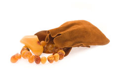 worek amber Fotografia Stock