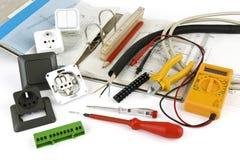 Work-1 eléctrico Imágenes de archivo libres de regalías