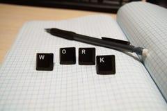 work Royalty-vrije Stock Fotografie