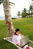 Work Anywhere Stock Images