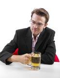 After Work Beer Break Stock Images