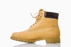 Work boot. Stock Photo