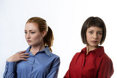 Work colleagues Stock Photo