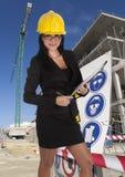 Work construction Royalty Free Stock Photo
