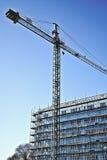 Work crane Royalty Free Stock Image