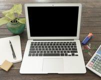 work desk Royalty Free Stock Image