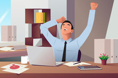 Work Done Concept Royalty Free Stock Images