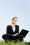 Work everywhere Royalty Free Stock Images