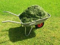 Work in garden Stock Image