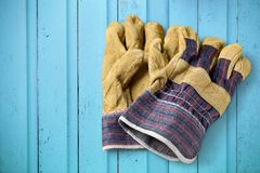 Work Glove Stock Image