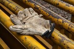 Work glove Royalty Free Stock Image