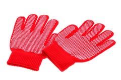 Work glove Royalty Free Stock Photos
