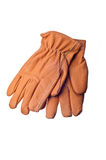 Work gloves Royalty Free Stock Photos