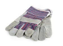 Work gloves Stock Image