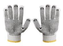 Work Gloves Royalty Free Stock Photos