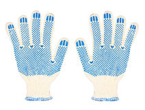 Work Gloves Royalty Free Stock Image