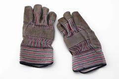 Work gloves Stock Photos