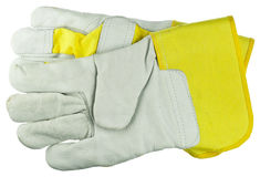 Work gloves Stock Images