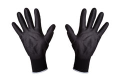 Work gloves Stock Image