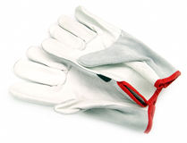Work gloves. Royalty Free Stock Photography
