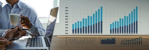Work hard Data Analytics Statistics Information Business Technolog stock photos