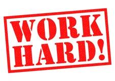 WORK HARD! Royalty Free Stock Photo