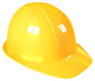 Work helmet Stock Image