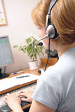 Work from home Royalty Free Stock Images