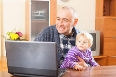 Work at home Stock Photos