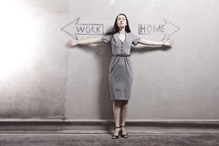 Work - Home Stock Images