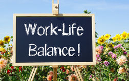 Work-Life Balance Royalty Free Stock Photo
