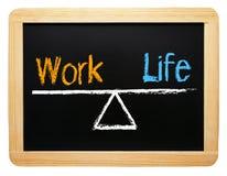 Work life balance Stock Photography