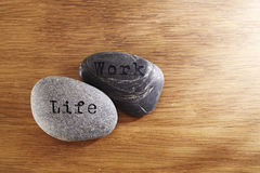Work life balance royalty free stock image