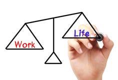Work and life balance Stock Photography