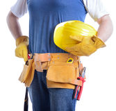 Work man Royalty Free Stock Photography