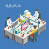 Work office concept Stock Photo