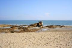 Free Work On The Beach Stock Photos - 18082433