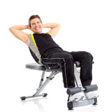 Work out Stock Image