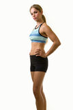 Work out attire Stock Images